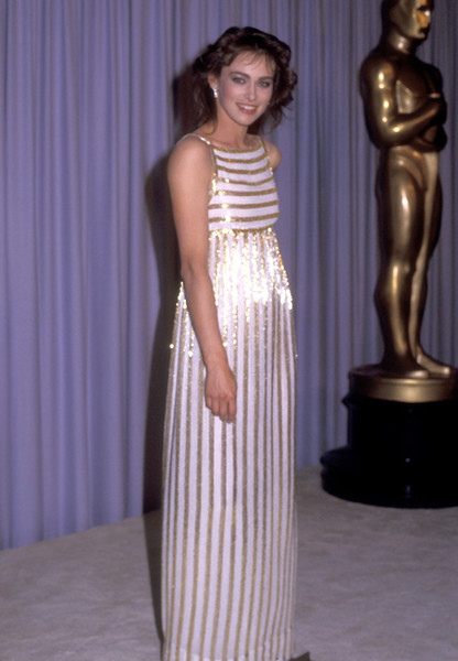1980-1985 Trend: Sequined Gowns