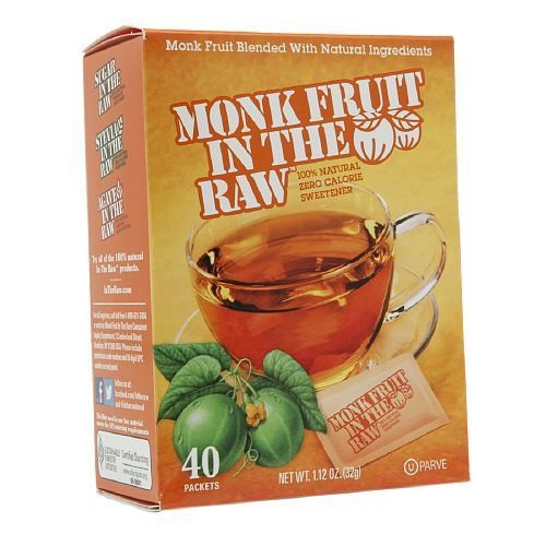 Monk Fruit In The Raw Packets, $4, at drugstore.com