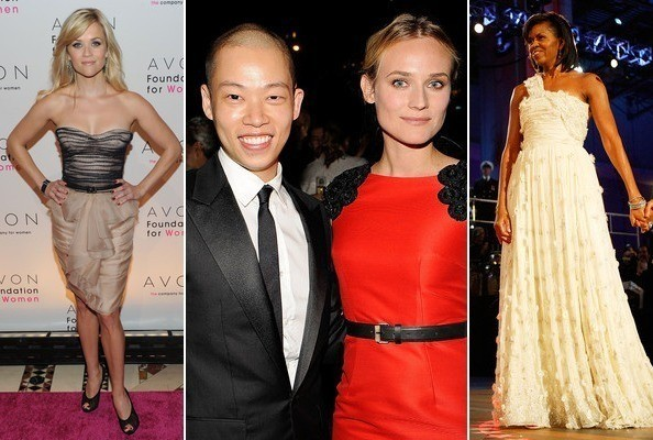 Jason Wu's Celebrity Clientele