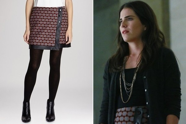 Karla souzas geometric print wrap skirt on how to get away with karla souzas geometric print wrap skirt on how to get away with murder ccuart Image collections