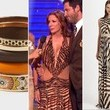 Melissa Gilbert's Animal Print Dress on 'Dancing with the Stars'
