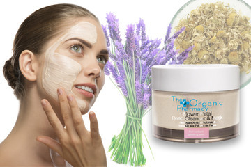 Current Obsession: The Organic Pharmacy Flower Petal Exfoliating Mask