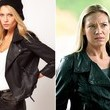Anna Torv's Leather Jacket on 'Fringe'
