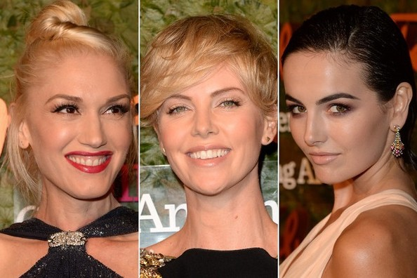 Best Beauty at the 2013 Wallis Annenberg Inaugural Gala Presented By Salvatore Ferragamo