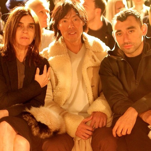 Is Nicola Formichetti Going to Diesel?