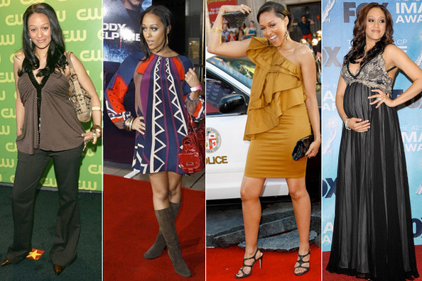 The Style Evolution of Tia Mowry