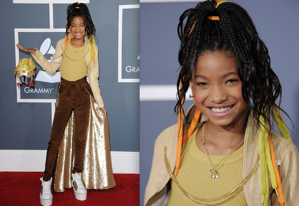 Hot or Not: Willow Smith's Grammy Ensemble