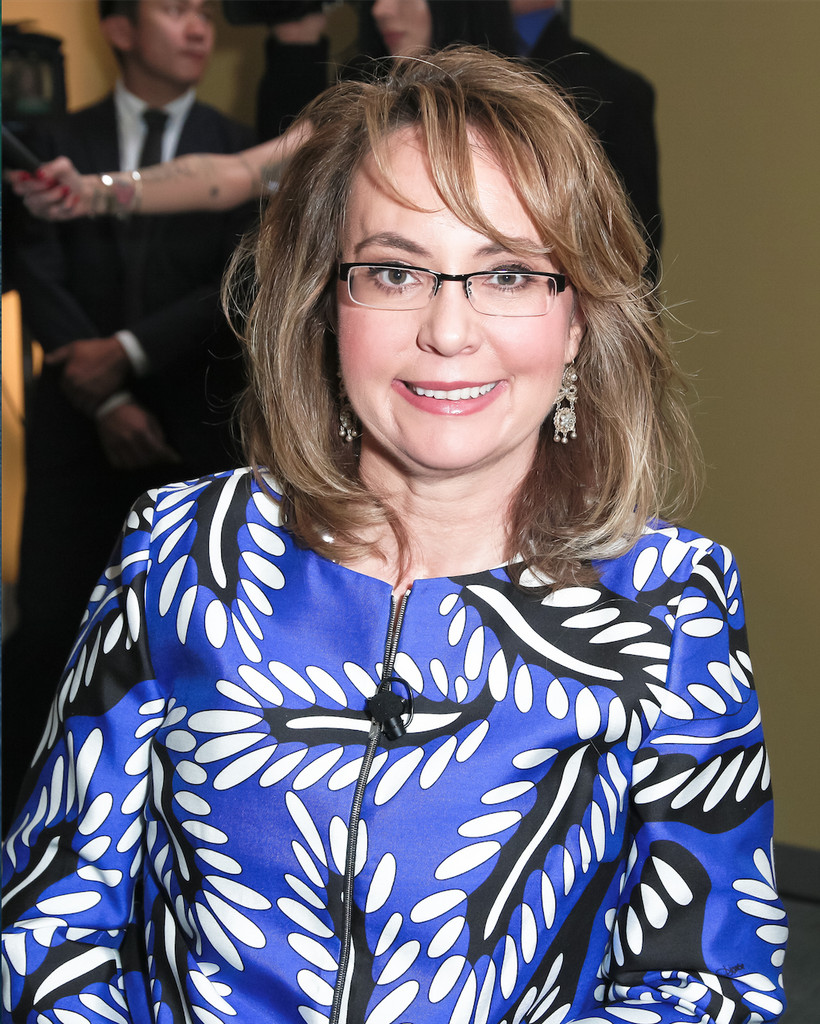 Gabrielle Giffords See All The Looks From The 2015 Dvf