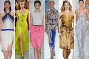 Top 20 Trends From New York Fashion Week Spring 2012