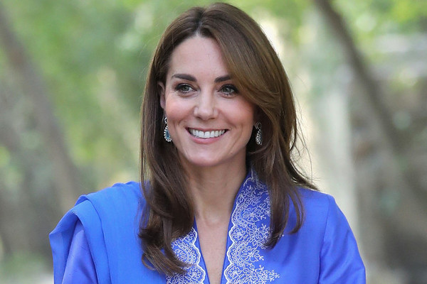 All The Outfits Kate Middleton Wore On The Royal Tour Of Pakistan