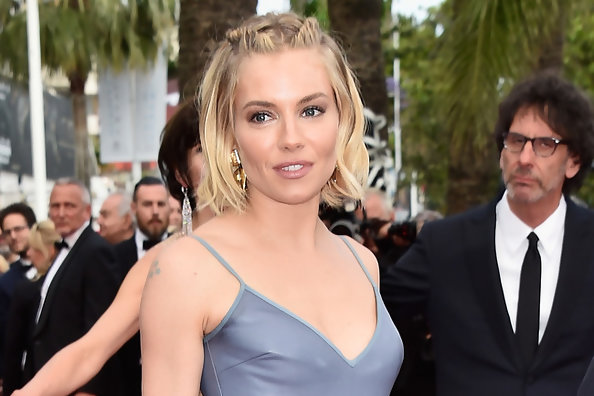 Sienna Miller Brings Ethereal Charm to Cannes