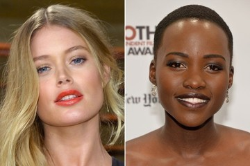 Doutzen Kroes Teams Up With Calvin Klein, Lupita Nyong'o Lands A Deal With Lancome, and More