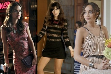 6 Stylish TV Fashionistas