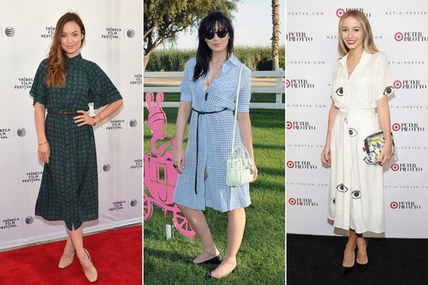Spring Shirtdresses Just Got a Demure Update