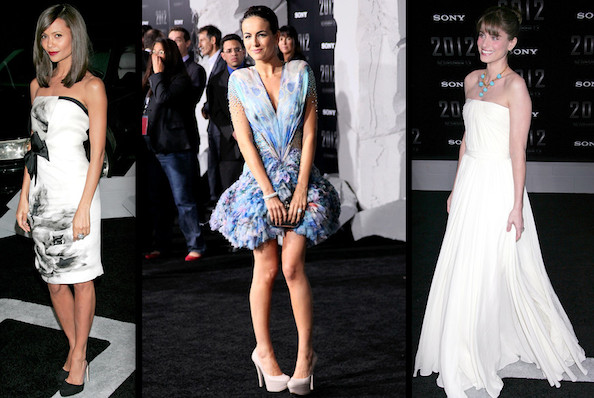 Best and Worst Dressed at the Premiere of '2012'