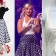 Chelsie Hightower's 50s Look on 'Dancing with the Stars'