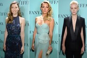 Best & Worst Dressed - Tiffany's Blue Book Ball