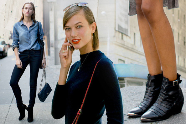 What to Wear With Your Ankle Boots, a Street Style Guide