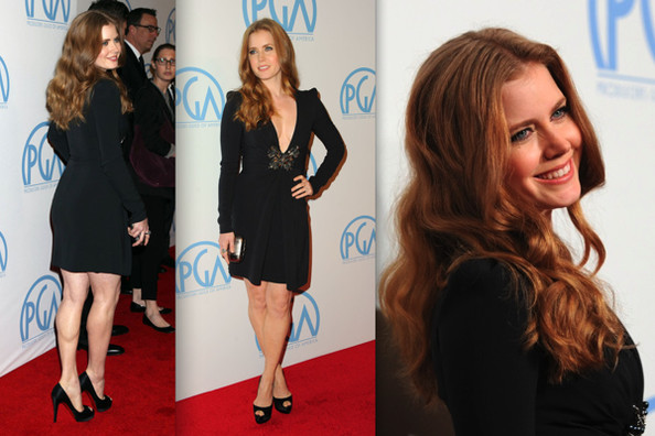 Look of the Day: Amy Adams in Andrew Gn