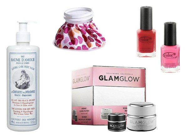 Pampering Products for Mindy Kaling