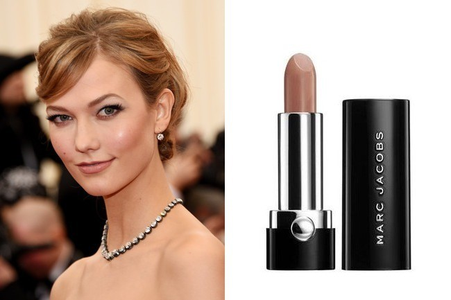 Karlie Kloss Met Gala 2014 The Exact Lipstick Shades Of