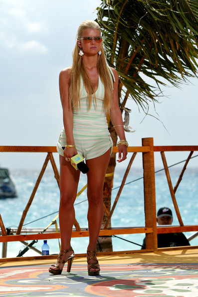 Tanned and Toned in Mexico