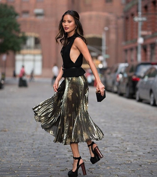 Style Chat: Jamie Chung