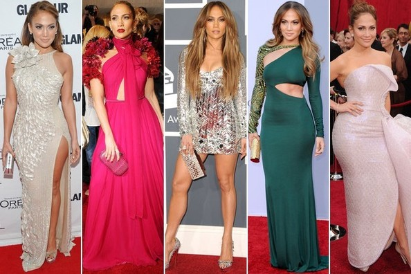 JLo's 44 Most Fabulous Red Carpet Style Moments