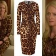 Amber Valletta's Leopard Print Dress on 'Revenge'
