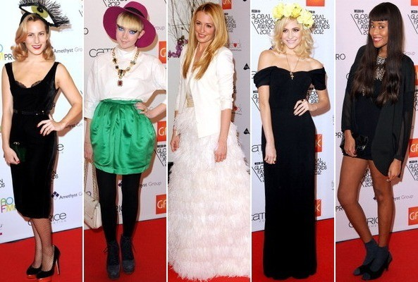 WGSN Global Fashion Awards 2012