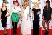 Best & Worst Dressed at the WGSN Global Fashion Awards 2012
