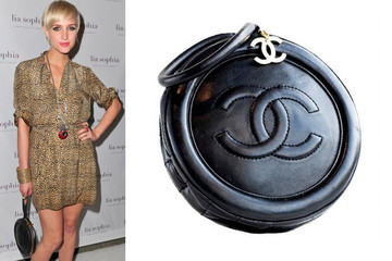 Ashlee Simpson Comes Full Circle With Chanel