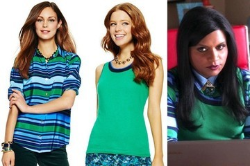 Where to Find the Fashions From Last Night's 'The Mindy Project'