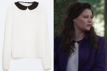 Try on These Three (Affordable!) Blouses Worn Last Night on TV