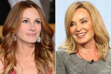 Julia Roberts Goes Blonde, Marc Jacobs Beauty Signs Jessica Lange, and More