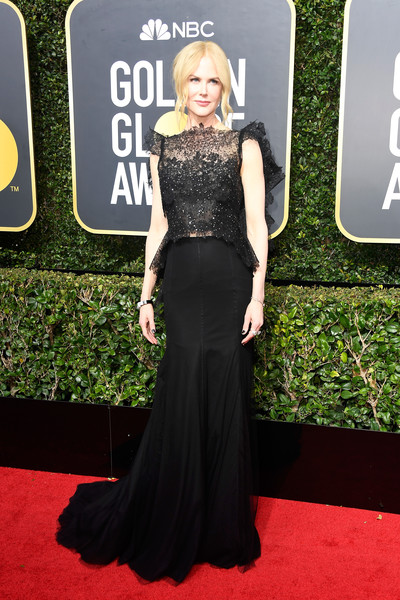 Nicole Kidman in Givenchy