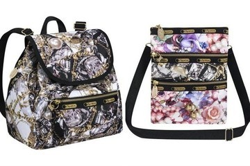 Collab We Love: Erickson Beamon for Le Sportsac