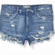 Denim Cutoffs
