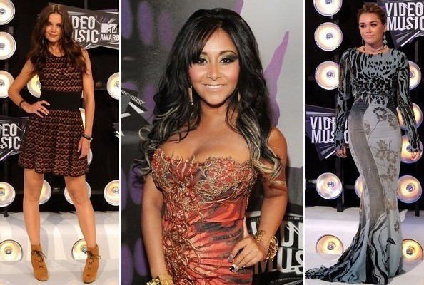 Best & Worst Dressed at the 2011 VMAs