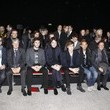 Celebs at Louis Vuitton for Men