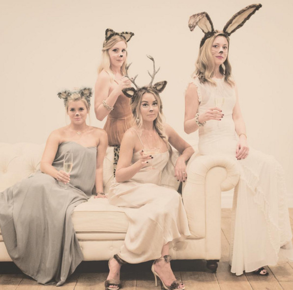 Lauren Conrad as a Party Animal