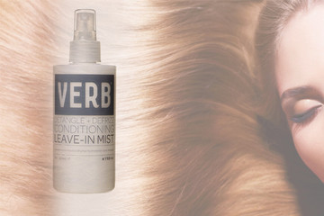 Current Obsession: Verb Leave-In Mist