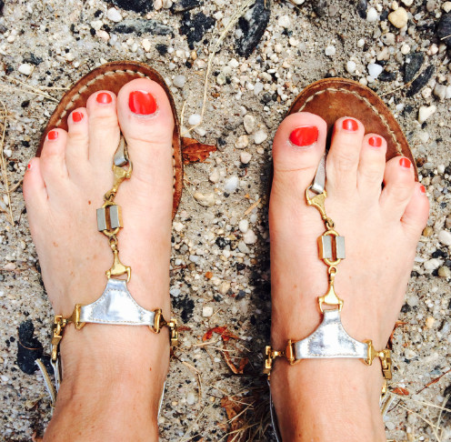 My Favorite...Summer Sandals