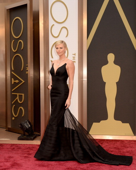 Charlize Theron In Dior, 2014