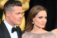 Brad Pitt and Angelina Jolie Get Hitched!