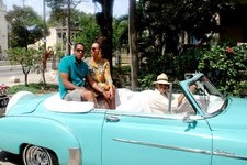 In Case You Were Wondering, This Is How Beyonce & Jay-Z Got Down in Cuba