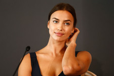 Irina Shayk Is Beautiful in Berlin