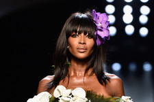 Naomi Campbell Is Still a Catwalk Queen at 44