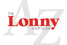 Lonny's A to Z Shop Guide