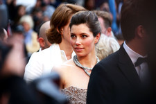 Jessica Biel Looks Angelic at Cannes